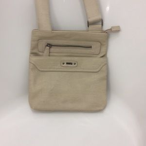 EUC Roots Crossbody Purse